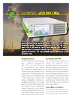 Eco Physics - Model nCLD 844 CMhr - Modular Gas Analyzer - Datasheet