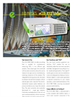 Eco Physics - Model nCLD 822 SSdhr - Modular Gas Analyzer - Datasheet
