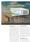 Eco Physics - Model nCLD 822 Mh - Modular Gas Analyzer - Datasheet