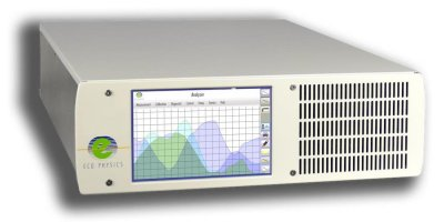 Eco-Physics - Model nCLD 62 MOx - Multi-Gas Analyzer System