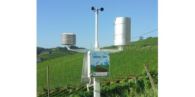Weather Monitoring Technology for Integrated Agriculture