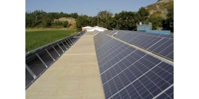 Photovoltaic Solar Power Plant
