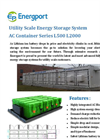 AC Container Brochure
