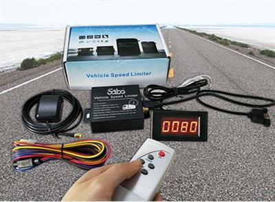 SABO - Model SPG001 - Fuel Type Truck Speed Limiter