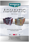 Adiabatic Dry Cooler Brochure