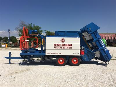 FEMA - 100/500/800 - Roller Baler by Fetih Makine