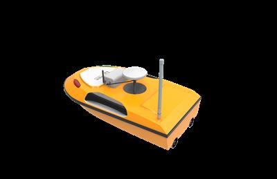 Oceanalpha - Model SL20 - Remote Control Hydrology Measurement Boat