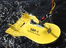 FW FISHERS - Model SBP-1 - SUB-BOTTOM PROFILER
