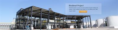 SUNY GROUP - Biodiesel Production Line