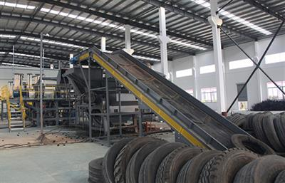 SUNY GROUP - Tire Recycling Equipment