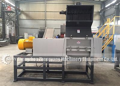 Suny Group - Model HNSC - Steel Wire Separator