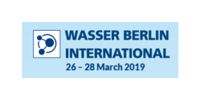 Wasser Berlin International (WBI) 2019