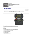 MAE - Model KC313SEV - Quadrupole Survey Resistivimeter - Datasheet