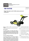 Model 100-10-0155 - Noggin Georadar Kit With 100 Mhz Antenna Smart Cart Configuration - Datasheet