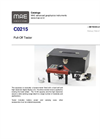 Model C0215 - Pull-Off Tester - Datasheet