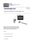 MAE - Model KEXPSONIC15IT - Expansion Kit for Pile Integrity Test (PIT) Surveys - Datasheet