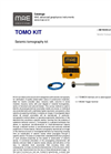 MAE - Model TOMO - Seismic Tomography Kit - Datasheet