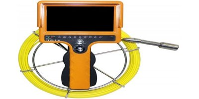Model SDP301DVR120 - Thrust Borehole Camera, 120 Mt Cable