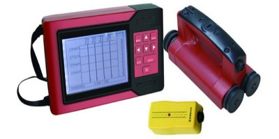 Model ZBL-R630A - Covermeter for Rebar Thickness and Position Detection