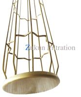 Zukun Filtration - Model Filter Bag - Star Ring Filter Cage For Dust Collector