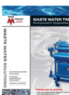 Waste Water Treatment - Bulletin