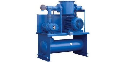 Meyer - Model VDS - Dependable Positive Displacement Lobe Vacuum Pump