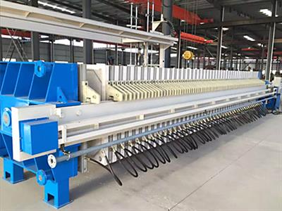 Shuangfa - Membrane Filter Press