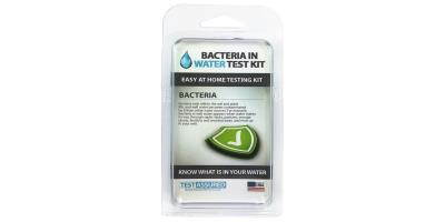 Bacteria Test Strips