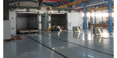 Hering Drying - Vacuum Transformer Drying Ovens