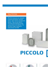 Fibox Piccolo High Impact Resistant Polycarbonate (PC) Enclosures Brochure
