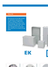 FIBOX - Model ARCA IEC - JIC Enclosures - Brochure
