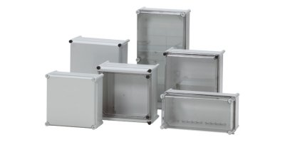 Fibox - Model SOLID Series - Polycarbonate (PC) or ABS Enclosures