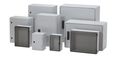 Fibox CAB - Polycarbonate (PC) Wall Mount Enclosures