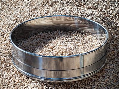 Round Hole Sieve 3,15 mm, 400 x 100 mm According ISO 3310-2