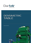 Dartek - Dissymmetric Tables - Brochure