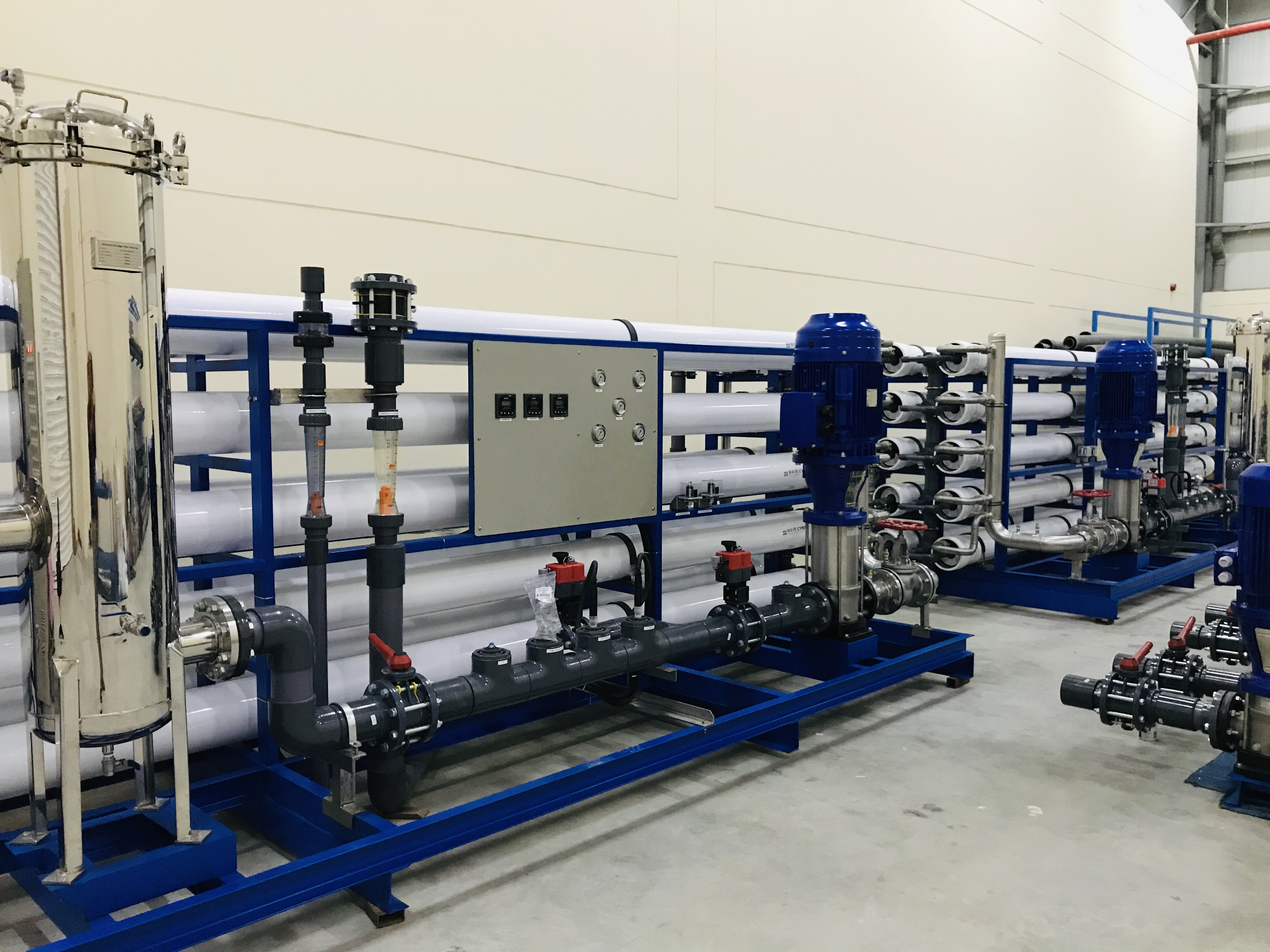 Package Reverse Osmosis Plant -0