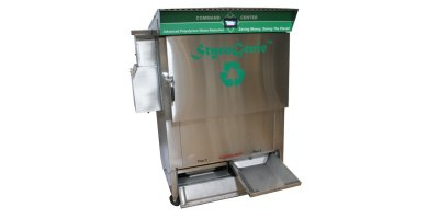 Styrogenie - Foam Thermal Densifier System
