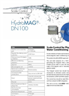 HydroMAG - Electromagnetic Physical Water Conditioning System Brochure