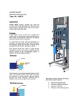 HydroMOS - Reversed Osmosis Filtration System Brochure