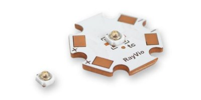 RayVio - Model XR Series - UV Emitter or Star Board LED
