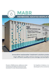 Membrane Aerated Biofilm Reactors (MABR) - Brochure
