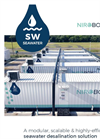 NIROBOX containerized seawater reverse osmosis desalination system