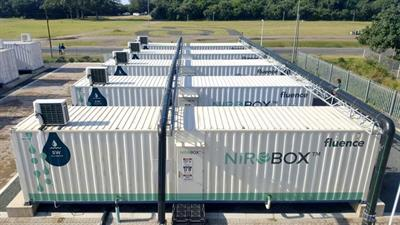 Fluence NIROBOX™ - Model SW - Containerized Seawater Desalination Plant