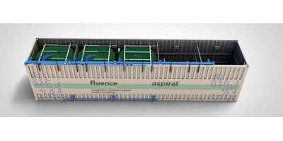 Fluence Aspiral™ - Model L3 - Smart Package Wastewater Solutions