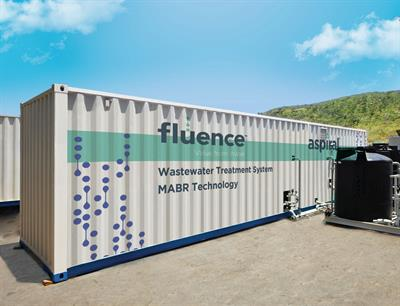 Fluence Aspiral - Model Family - Smart Package Wastewater Solutions