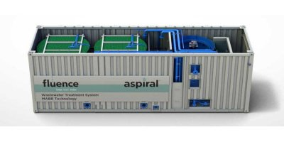 Fluence Aspiral™ - Model M2 - Smart Package Wastewater Solutions