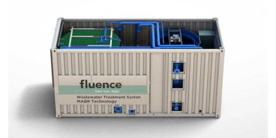 Fluence Aspiral™ - Model S1 - Smart Packaged Wastewater Solutions