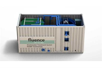 Fluence Aspiral™ - Model S1 - Smart Package Wastewater Solutions