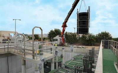 Fluence SUBRE - Upgrade Wastewater Treatment Plants