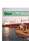 Gobbler - Model 290 OSRV - Oil Recovery Vessel Boats Brochure